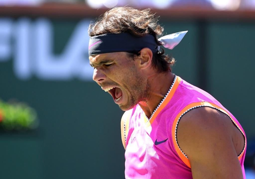 Un irreductible Nadal supera el dolor y se cita por enésima vez con Federer