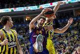 Los triples de Sloukas frustran al Barcelona en Estambul