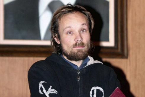 Imagen de archivo de Billy Six, el periodista alemán liberado.