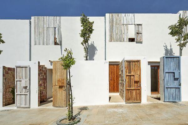 Las 14 VPO de Formentera de orientación sostenible.