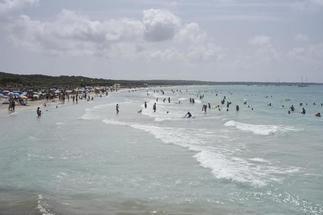 Playa de Es Trenc.
