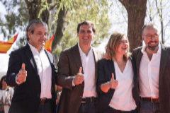 Marcos de Quinto, ex vicepresidente de Coca-Cola,  número dos por Madrid