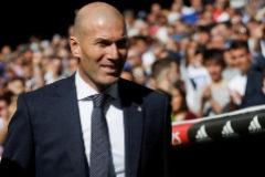 Zidane y el Bernabéu, como si no hubiera pasado el tiempo