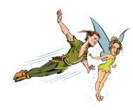 A Peter Pan le cuesta crecer