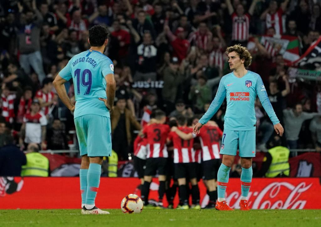 La Liga Santander - Athletic Bilbao v <HIT>Atletico</HIT> Madrid