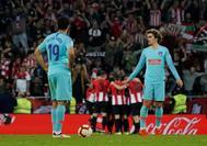 La Liga Santander - Athletic Bilbao v <HIT>Atletico</HIT> Madrid
