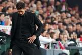 """Simeone: """"Es difícil competir después de lo de Turín"""""""
