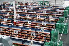 Imagen de la colmena que ha abierto Mercadona en Valencia para los repartos online