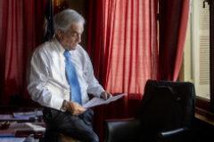 El presidente chileno, Sebastián Piñera.
