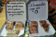"""La """"magia de Twitter"""" revive una pizzería solidaria en Tenerife"""