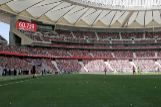 El Barcelona conquista un Wanda de récord: 60.739 espectadores