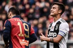 La Juventus sin Cristiano es mortal