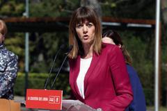 """Mendia defiende el modelo del PSE frente a los que """"quieren volver al XIX"""""""