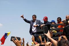 """Guaidó anuncia una gira por Venezuela y activa la """"operación libertad"""""""