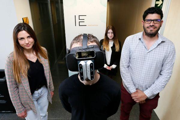 Jesús Manzanera y su equipo de la UMH han desarrollado como monitorizar mágenes 3D en tiempo real.