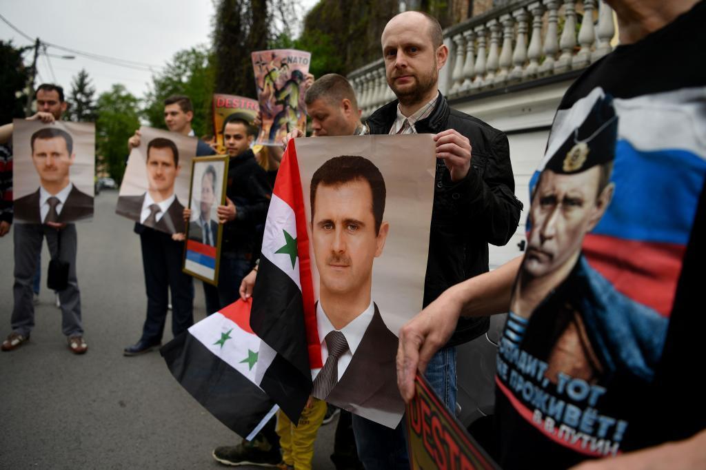 El desastre total sirio