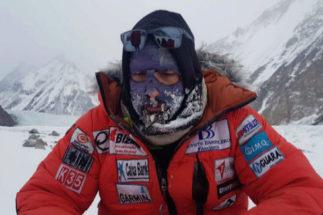 Txikon deja su aventura y el K2 sigue sin ser ascendido en invierno