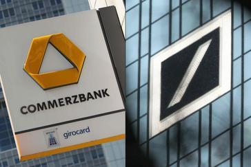 Commerzbank y Deutsche Bank dicen que estudian una posible fusión