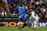 El Valencia se atasca ante el Getafe