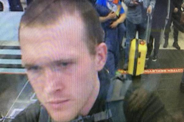 Brenton Tarrant, autor de la masacre en Nueva Zelanda.