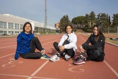 ¿Por qué tantas atletas españolas estudian Medicina?