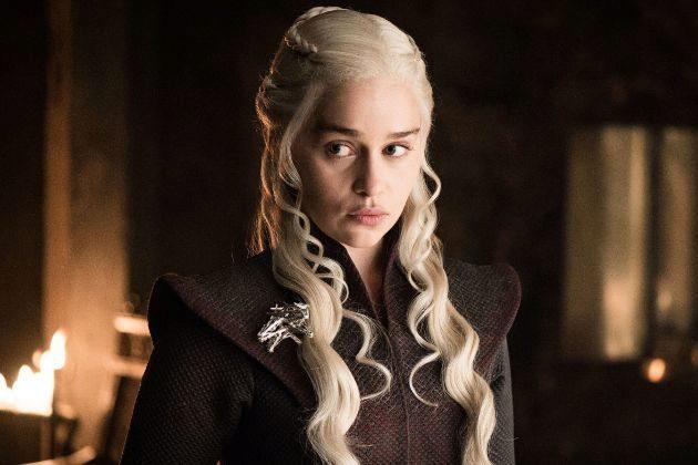 Emilia Clarke (Daenerys Targaryen) habla del final de Juego de Tronos en HBO