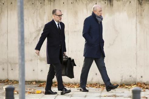 El auditor de Deloitte Francisco Celma llega a la Audiencia Nacional