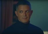 Alejandro Sanz en el videoclip de No tengo nada, una de las canciones...