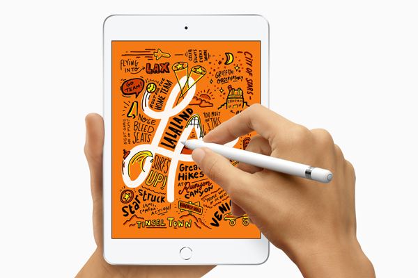 Apple presenta nuevos iPad Air y iPad Mini
