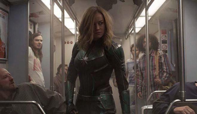 Capitana Marvel suma y sigue