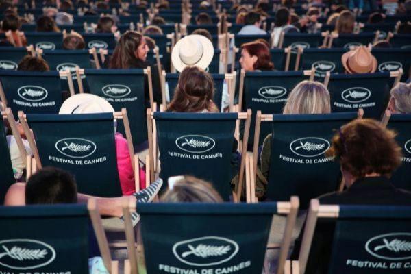 Asistentes al pasado festival de Cannes.