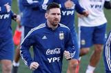 Messi, protagonista en Valdebebas