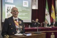 Agustín Rosety Fernández de Castro, general retirado de la Brigada de Infantería de Marina, encabezará la lista de Vox por Cádiz.