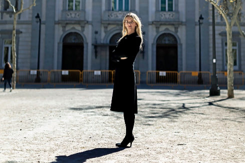 """Cayetana Álvarez de Toledo: """"Soy muy partidaria de unir fuerzas antes de las elecciones con Ciudadanos"""""""