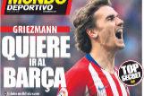 Así vienen las portadas: el futuro de Griezmann, Militao, Casillas,...
