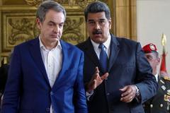Zapatero regresa a Caracas por primera vez desde el desafío de Guaidó