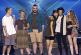 El grupo barcelonés Bat the Beat en Got Talent consiguió el pase de...