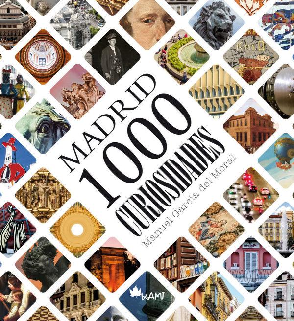 Portada del libro Madrid. 1000 curiosidades.