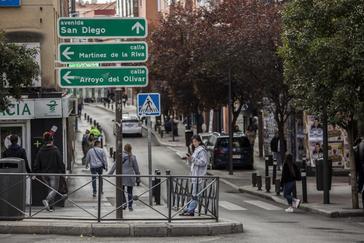 La avenida del Monte Igueldo, donde se instalarán las cámaras.