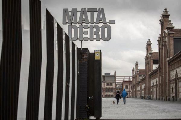 Imagen del centro cultural Matadero del Ayuntamiento de Madrid