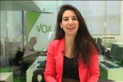 """Rocío Monasterio: """"El PP se deja igual que la droga"""""""