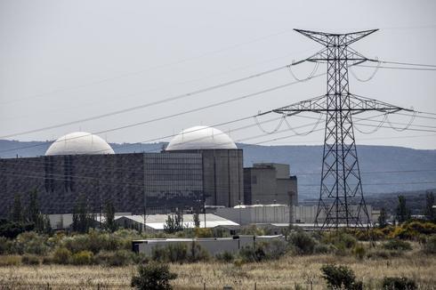 Central nuclear de Almaraz, en Cáceres.