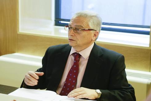 Segundo Menéndez Pérez, presidente de la Junta Electoral Central
