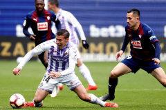 El Valladolid y el Rayo no autorizan a sus futbolistas a jugar con Catalu�a