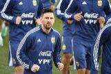 """Argentina, rendida a Messi: """"A veces lo mejor es tomarse un descanso"""""""