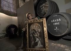 La reina de los vinos que vuelven loco a David Mu�oz