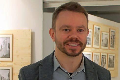 El conseller de Guanyem en Ibiza, David Ribas.