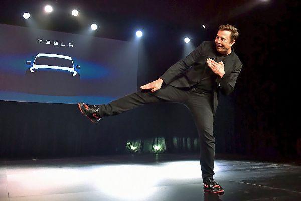 El mercado duda de si a Tesla le viene bien la competencia
