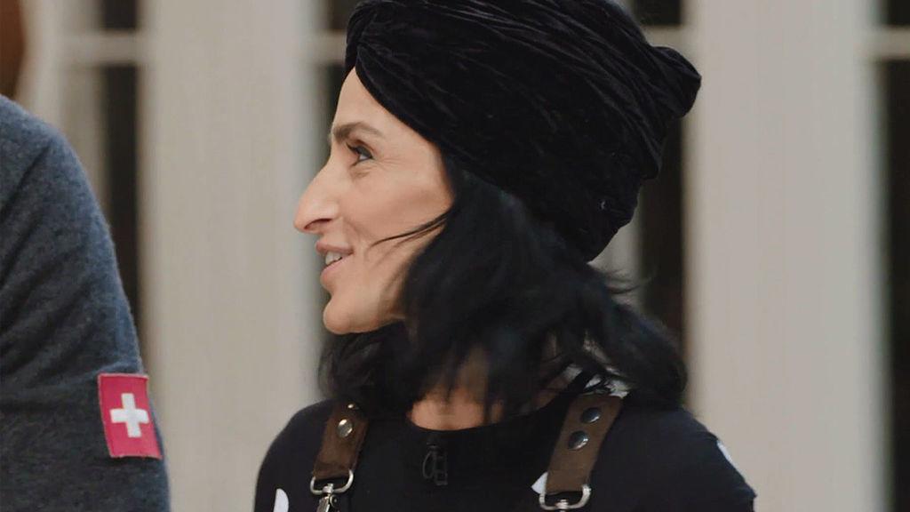 Mónica se ha despedido de la carpa de Bake Off España