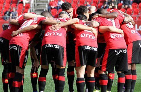 """El Mallorca se resiste a hablar del ascenso: """"Pasito a pasito"""""""